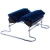 Carlisle Spectrum® Boot 'N Shoe Brush  - Blue CFS 4042414CS