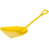 Carlisle Sparta® Sanitary Shovel 14 X 16 - Yellow CFS 4107704CS