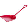 Carlisle Sparta® Sanitary Shovel 14 X 16 - Red CFS 4107705CS