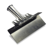 Squeegees: Carlisle - Floor Scraper with Tapered Zinc Handle Socket