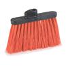 Carlisle Duo-Sweep® Medium Duty Angle Upright Broom (Head Only) CFS 3686724CS