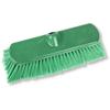 Carlisle Flo-Thru Wall & Equipment Brush 10- Green CFS 41278EC09CS