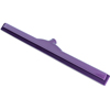 "cleaning chemicals, brushes, hand wipers, sponges, squeegees: Carlisle - 24"" Double Foam Rubber Floor Squeegee"