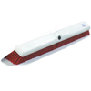 "brooms and dusters: Carlisle - Spectrum® Omni Sweep® 24"" - Red"