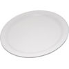 "Carlisle Durus® Melamine Narrow Rim Dinner Plate 9"" - Bone CFS 4300442CS"