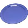 "Carlisle Durus® Melamine Salad Plate Narrow Rim 7.25"" - Ocean Blue CFS 4300614CS"