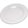 """Plates Salad Plates: Carlisle - Durus® Melamine Salad Plate Wide Rim 7.5"""" - Bone"""