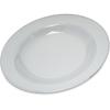 Carlisle Durus® Melamine Pasta Soup Salad Bowl 13 oz - White CFS 4303402CS