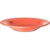 Carlisle Durus® Melamine Pasta Soup Salad Bowl 13 oz - Sunset Orange CFS 4303452CS