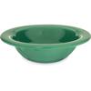 Carlisle Durus® Melamine Rimmed Fruit Bowl 4.5 oz - Green CFS 4304209CS