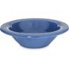 Carlisle Durus® Melamine Rimmed Fruit Bowl 4.5 oz - Ocean Blue CFS 4304214CS