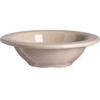 Carlisle Durus® Melamine Rimmed Fruit Bowl 4.5 oz - Sand CFS 4304271CS