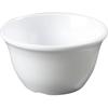 Carlisle Durus® Melamine Bouillon Cup 7 oz - White CFS4305002CS