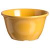 Carlisle Durus® Melamine Bouillon Cup 7 oz - Honey Yellow CFS 4305022CS