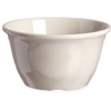 Carlisle Durus® Melamine Bouillon Cup 7 oz - Bone CFS 4305042CS