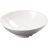 Carlisle Terra Melamine Footed Bowl 58 oz - White CFS4342002CS