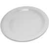 "Plates Salad Plates: Carlisle - Dallas Ware® Melamine Salad Plate 7.25"" - White"