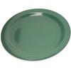"Plates Salad Plates: Carlisle - Dallas Ware® Melamine Salad Plate 7.25"" - Green"