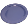 "Plates Salad Plates: Carlisle - Dallas Ware® Melamine Salad Plate 7.25"" - Ocean Blue"