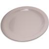 "Plates Salad Plates: Carlisle - Dallas Ware® Melamine Salad Plate 7.25"" - Bone"