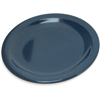 "Carlisle Dallas Ware® Melamine Bread  Butter Plate 5.5"" - Caf Blue CFS4350535CS"