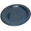 "Carlisle Dallas Ware® Melamine Bread  Butter Plate 5.5"" - Caf Blue CFS 4350535CS"