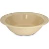 Carlisle Dallas Ware® Melamine Fruit Bowl 4.75 oz - Cash  Carry (12/st) - Tan CFS 43531-825CS