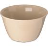 Carlisle Dallas Ware® Melamine Bouillon Bowl Cup 7.5 oz - Cash  Carry (12/st) - Tan CFS 43540-825CS