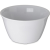 Carlisle Dallas Ware® Melamine Bouillon Cup Bowl 8 oz - White CFS 4354002CS