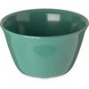 Carlisle Dallas Ware® Melamine Bouillon Cup Bowl 8 oz - Green CFS 4354009CS