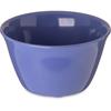 Carlisle Dallas Ware® Melamine Bouillon Cup Bowl 8 oz - Ocean Blue CFS 4354014CS
