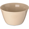 Carlisle Dallas Ware® Melamine Bouillon Cup Bowl 8 oz - Tan CFS 4354025CS
