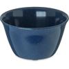 Carlisle Dallas Ware® Melamine Bouillon Cup Bowl 8 oz - Caf Blue CFS 4354035CS