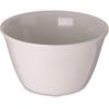 Carlisle Dallas Ware® Melamine Bouillon Cup Bowl 8 oz - Bone CFS 4354042CS