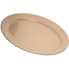 "Dallas Ware® Melamine Oval Platter Tray 12"" x 8.5"" - Tan"