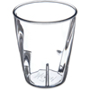 Carlisle PC Swirl Tumbler 9 oz - Clear CFS 4366407CS