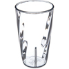 Carlisle PC Swirl Tumbler 12 oz - Clear CFS 4366607CS