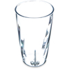 Carlisle PC Swirl Tumbler 16 oz - Clear CFS 4366807CS