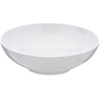 Carlisle Epicure® Melamine Soup Salad Broth Bowl 19.2 oz - White CFS 4381402CS
