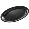 "Carlisle Catering Platter 21"" x 15"" - Black CFS4384003CS"