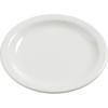 "Carlisle Dayton Melamine Bread  Butter Plate 5.5"" - Bavarian Cream CFS 4385637CS"