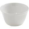 Carlisle Dayton Melamine Bouillon Cup Bowl 8 oz - Bavarian Cream CFS 4386837CS