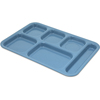 Carlisle Right-Hand Heavy Weight Compartment Tray - Sandshade CFS 4398992CS