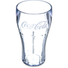 Carlisle 24 oz Coca-Cola Bell Tumbler with Logo CFS 439945200CS