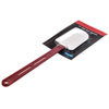 "Carlisle Sparta® High Heat Spatula 13-7/8"" - Red CFS 4413202CS"