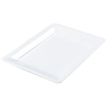 Carlisle Palette Designer Displayware™ Wide Rim Rectangle Platter CFS4441602CS