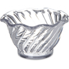 Carlisle Tulip Dessert Dish 5.4 oz - Cash  Carry (12/st) - Clear CFS 4530-907CS