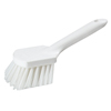 cleaning chemicals, brushes, hand wipers, sponges, squeegees: Carlisle - Flo-Pac® Utility Scrub Brush with Polystyrene Bristles