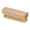 "Ring Panel Link Filters Economy: Carlisle - Hand And Nail Brush With Polypropylene Bristles 1-1/2 X 5"" - off white"