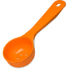 Measure Miser® Perforated Short Handle 2.5 oz - Orange